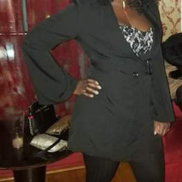 ASOS Dresses & Skirts - Black Blazer Dress